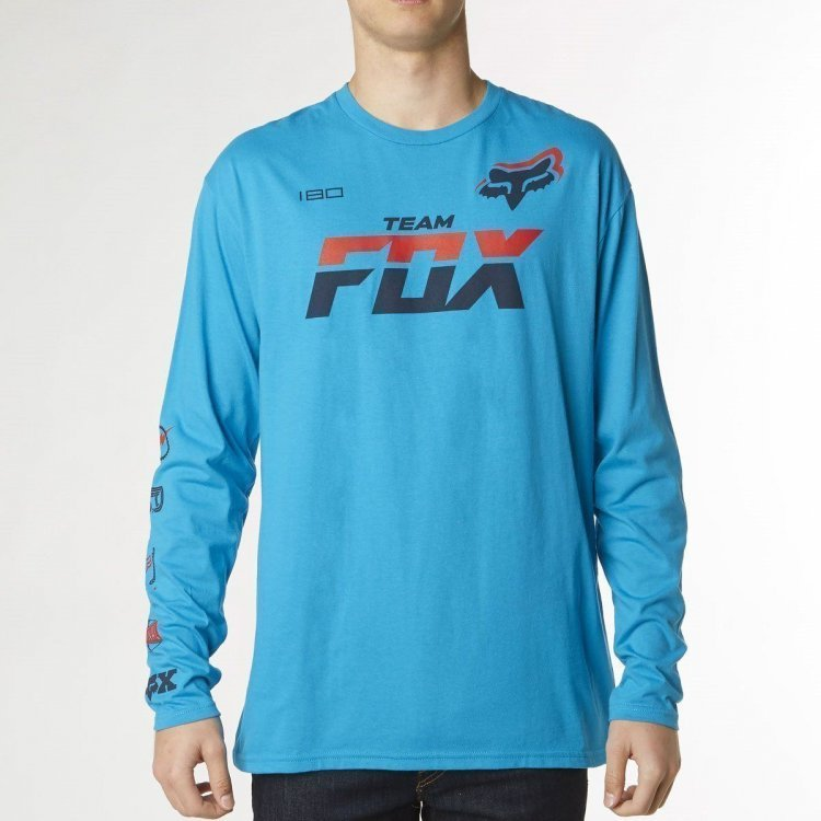 Bluza Fox Langarmshirt Team Fox