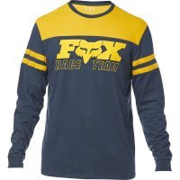 Bluza Fox Langarmshirt Race Team Airline