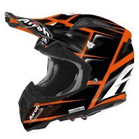 Casca Airoh Aviator 2.2 Reflex Orange Gloss