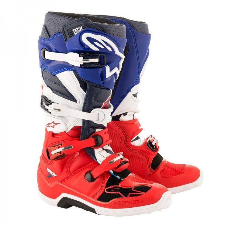 Cizme Alpinestars Tech 7 UNION18 MXON LE