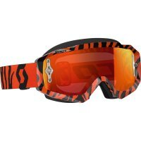 Ochelari Scott Works Hustle Orange Fluo Chrome Aktion19