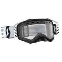 Ochelari Scott Prospect Enduro Acs Black-White