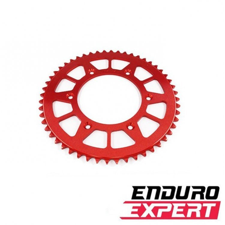 Pinion spate Beta 2T/4T RR/XTrainer '13-'20 (49 dinti) red Enduro Expert RACING  99249RREE