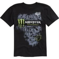 Tricou Fox  Monster Rc Replica Tinsel Town