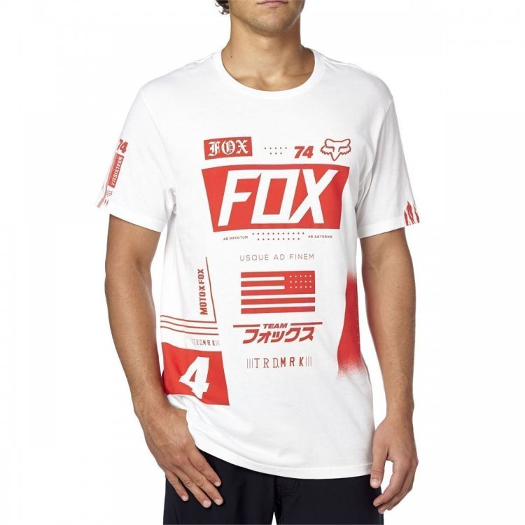 Tricou Fox  Union Premium