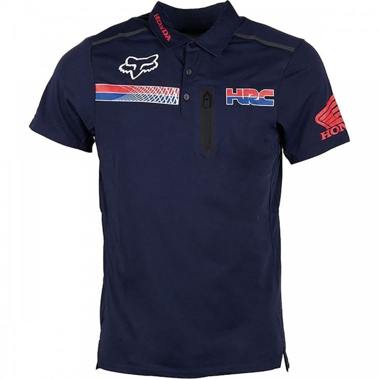 Tricou Fox Polo  Pit Hrc Tech