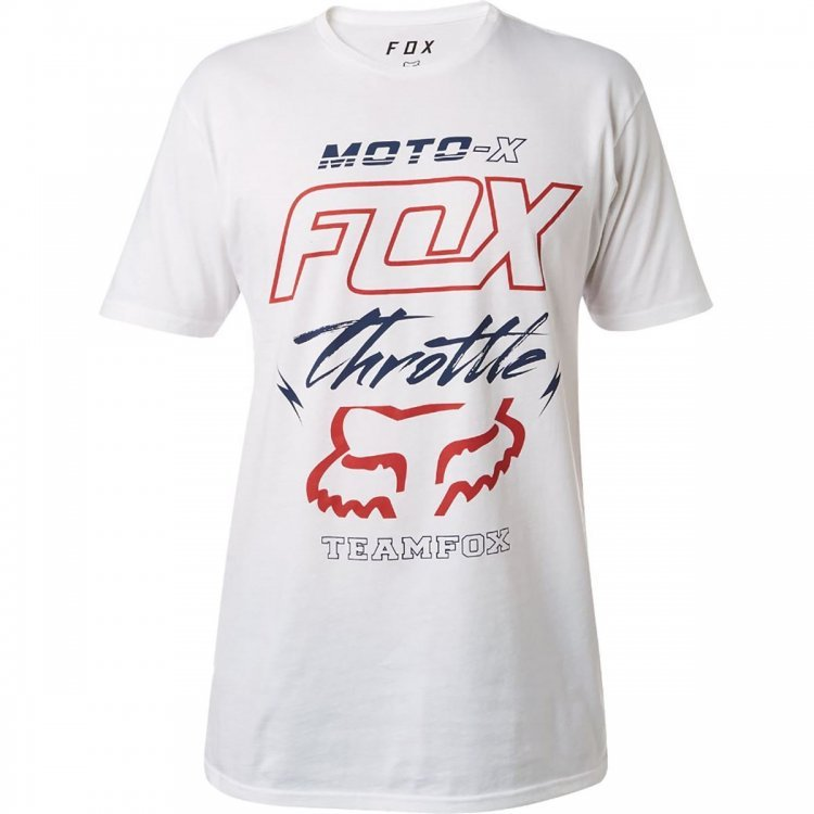 Tricou Fox  Trottled Premium