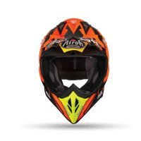 Casca Airoh Aviator AMSS 2.3 Bigger Orange