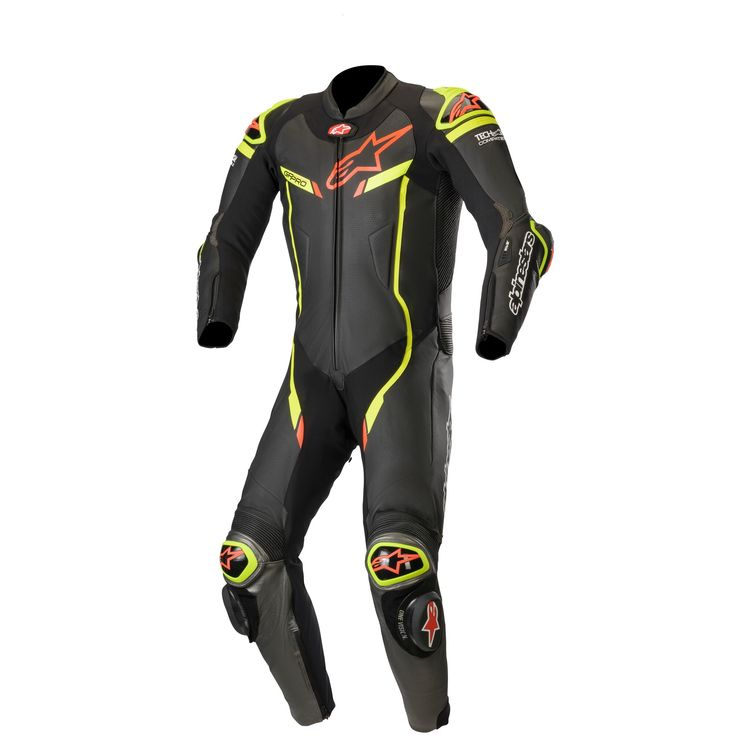 Combinezon Alpinestars 1-Piesa Gp Pro V2 Tech Air Bag Compatible