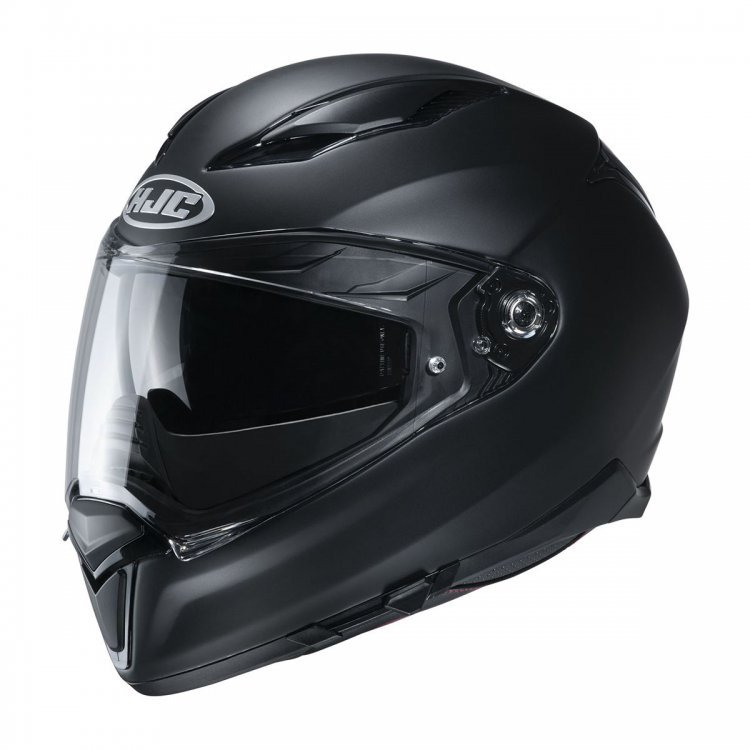 Casca HJC F70 SEMI MATT BLACK
