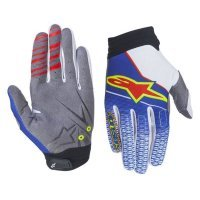 Manusi Alpinestars Aviator Ama Mx Red Bud Le