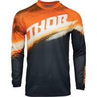 Tricou Thor Sector Vapor Orange/Midnight